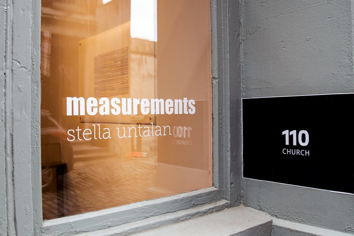 Measurements at 110 CHURCH