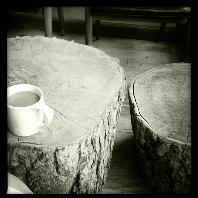 A cuppa joe at Menagerie