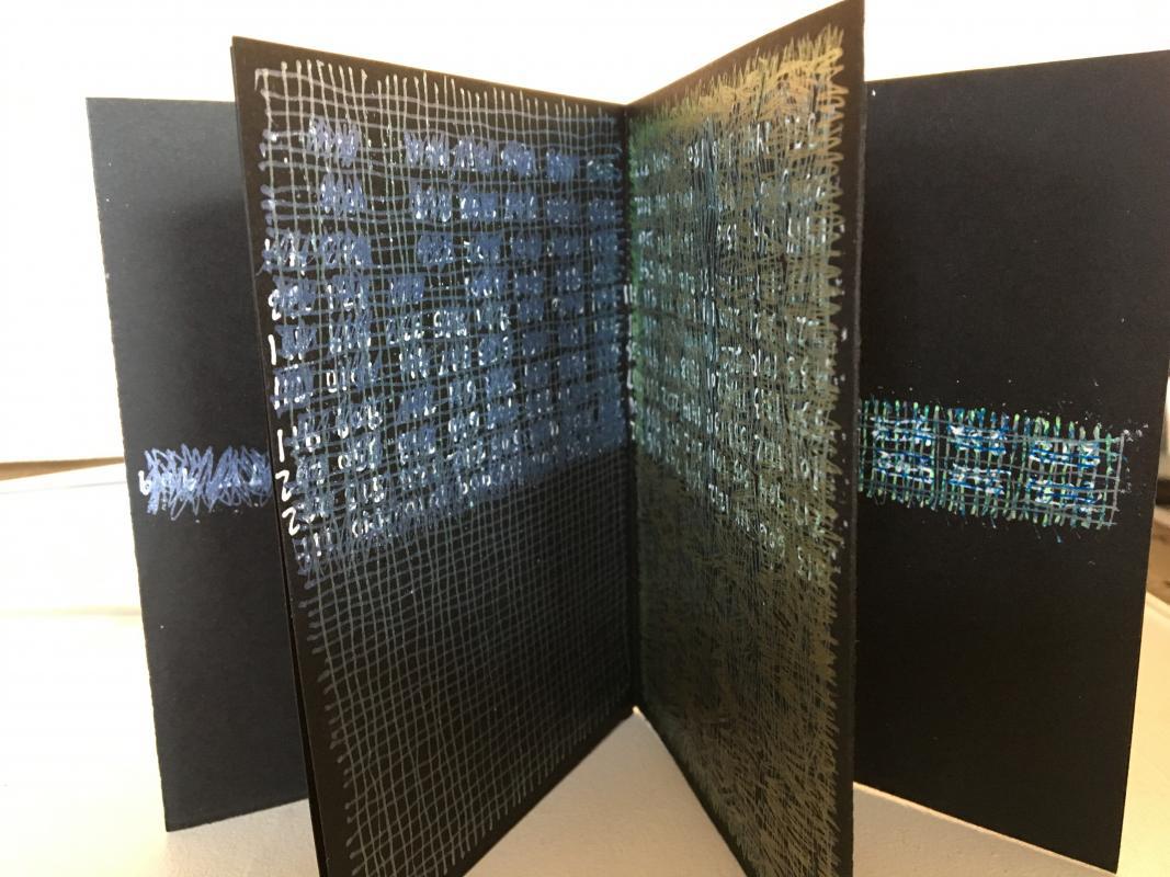 a new single sheet book by Stella Untalan