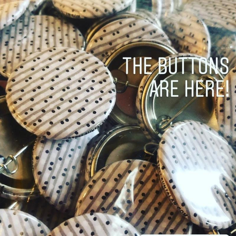 My buttons for Patreon are here. Stella Untalan drawing 2019