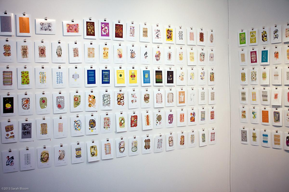 drawingaday installation
