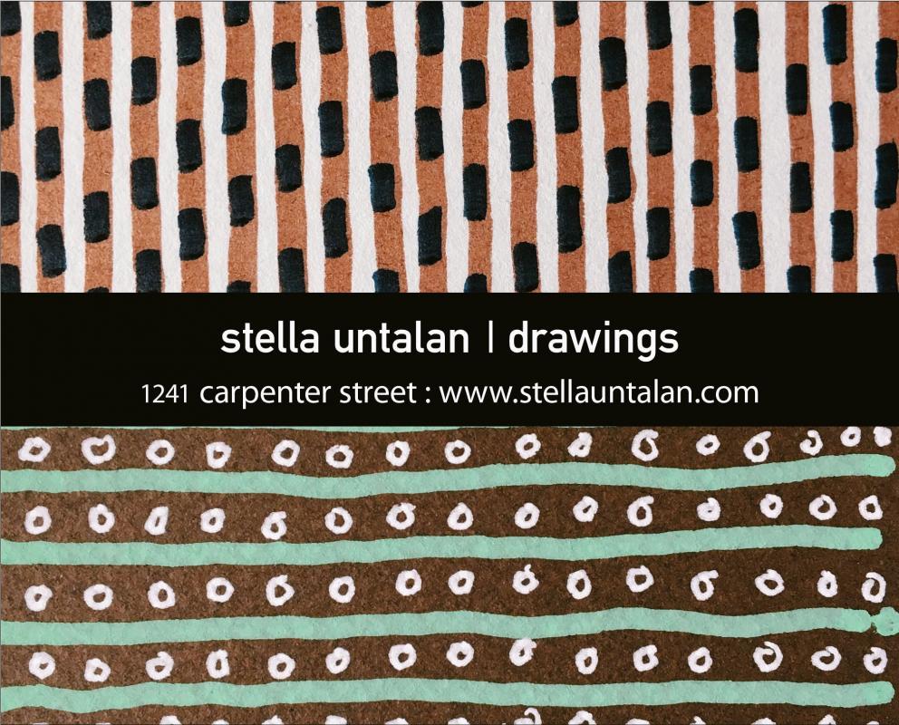 POST 2019 ad for Stella Untalan Open Studio.