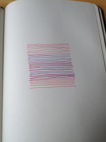 small sketchbook drawing by Stella Untalan.