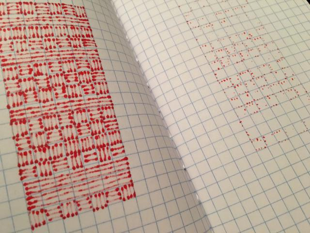 graph drawings and their ghosts