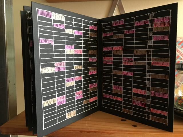 Another new single-sheet book by Stella Untalan