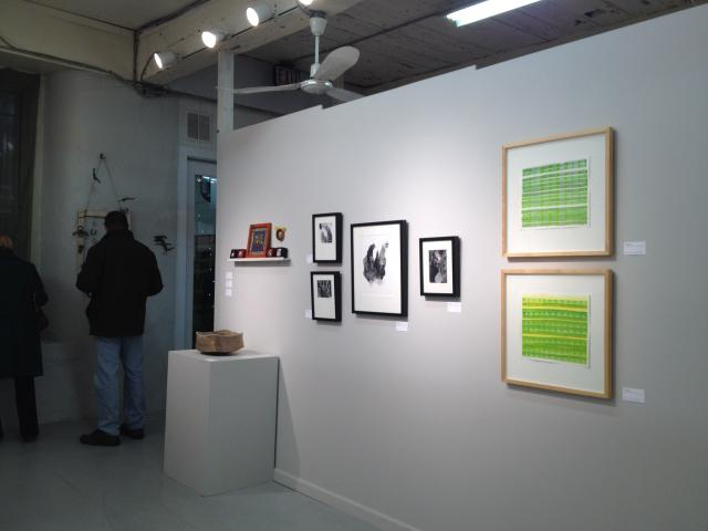 stella untalan drawings, amplitude at Heron Gallery and Studios