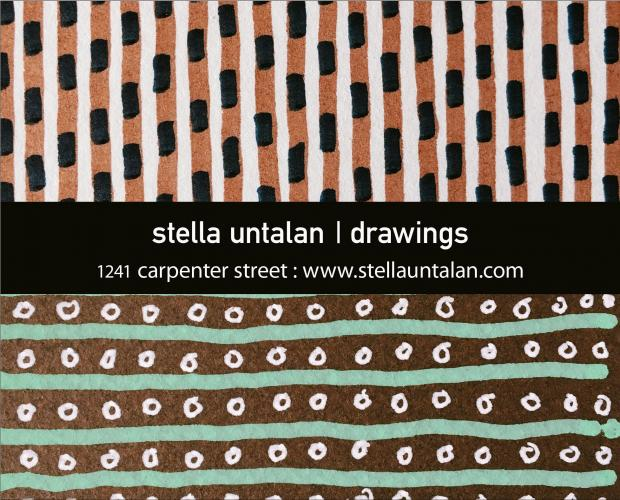 POST 2019 ad for Stella Untalan Open Studio.