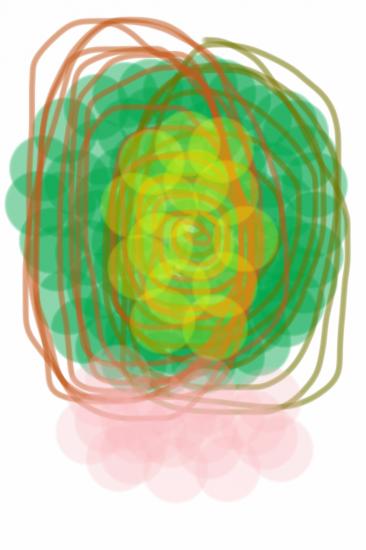12222012 drawing a day by Stella Untalan 2012